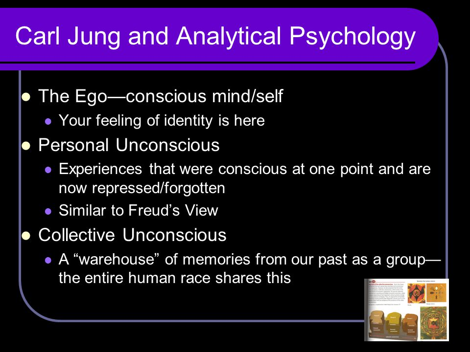 Carl Jung and Analytical Psychology