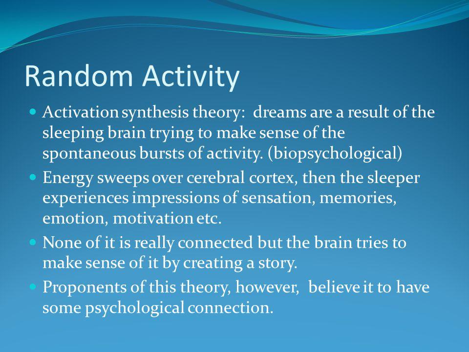 Random Activity