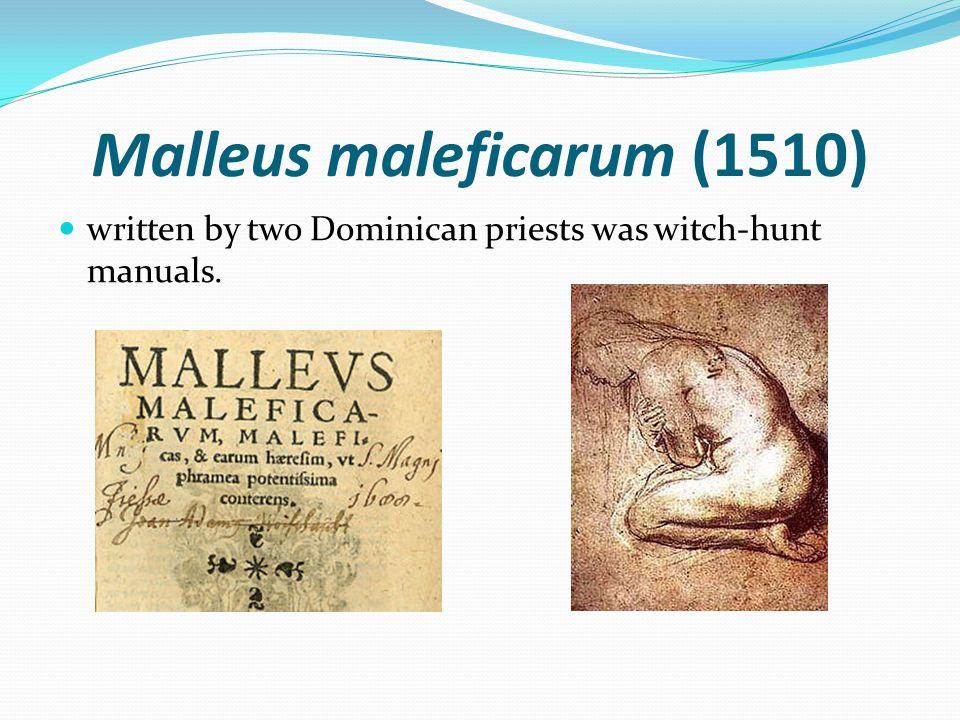 Malleus maleficarum (1510)