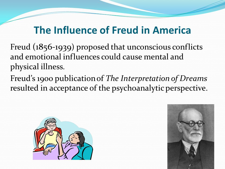 The Influence of Freud in America
