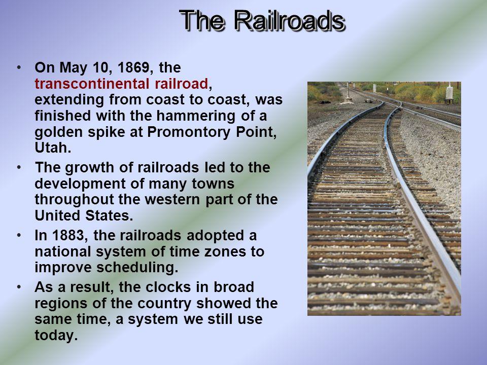 The Railroads