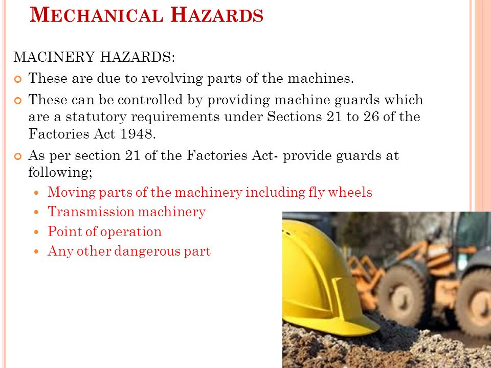 Hazard Management In Power Sector Techniques For Hazard