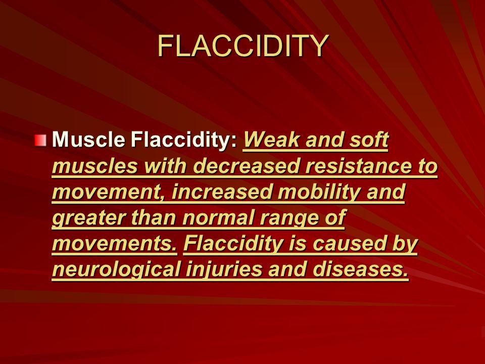 FLACCIDITY