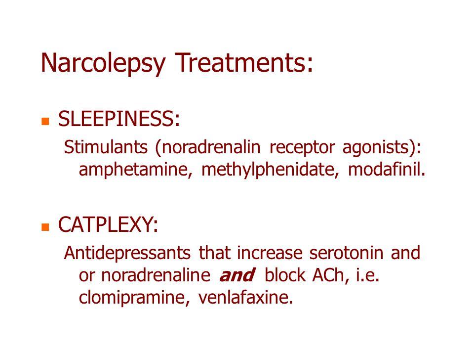 Narcolepsy Treatments: