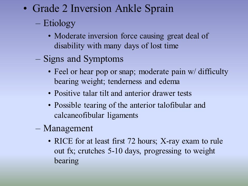 Chapter 19: The Ankle and Lower Leg - ppt video online ...
