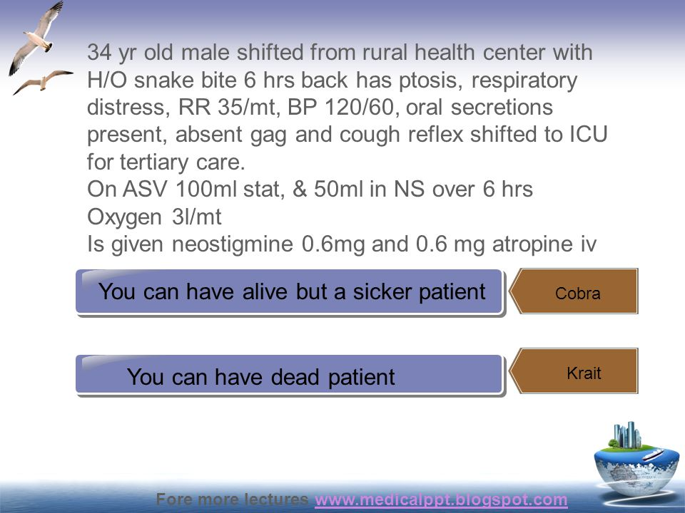 On ASV 100ml stat, & 50ml in NS over 6 hrs Oxygen 3l/mt