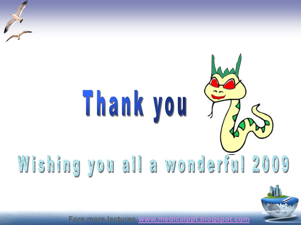 Wishing you all a wonderful 2009