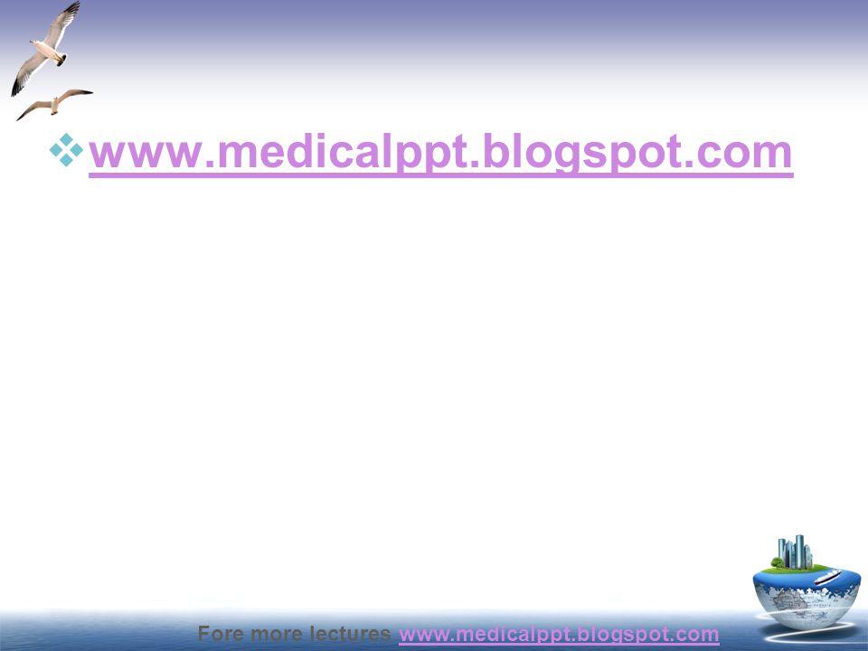 www.medicalppt.blogspot.com