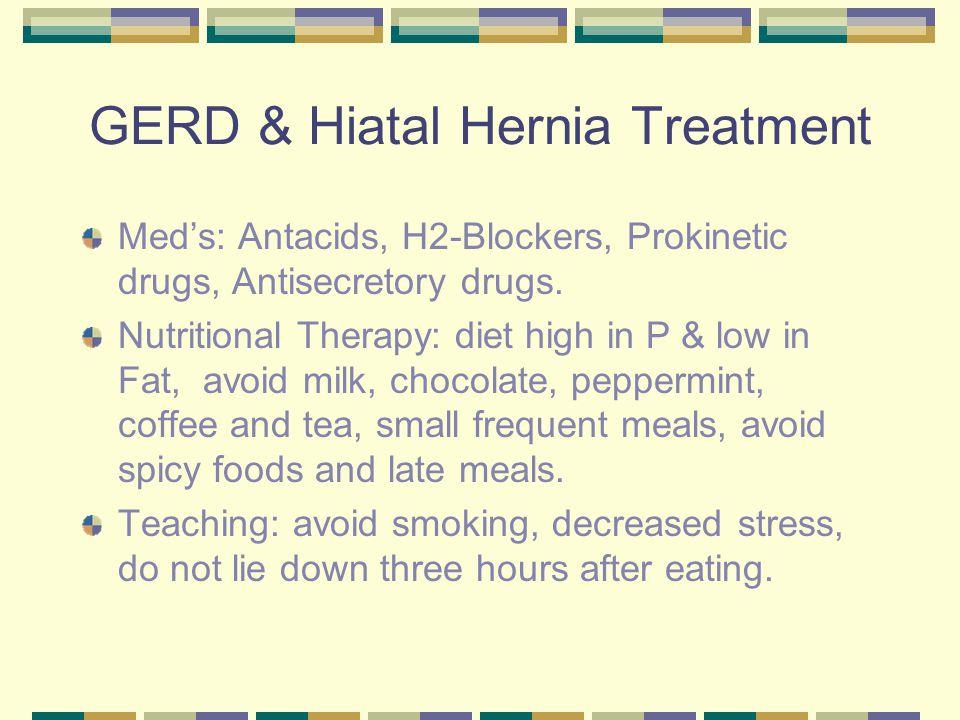 GERD & Hiatal Hernia Treatment