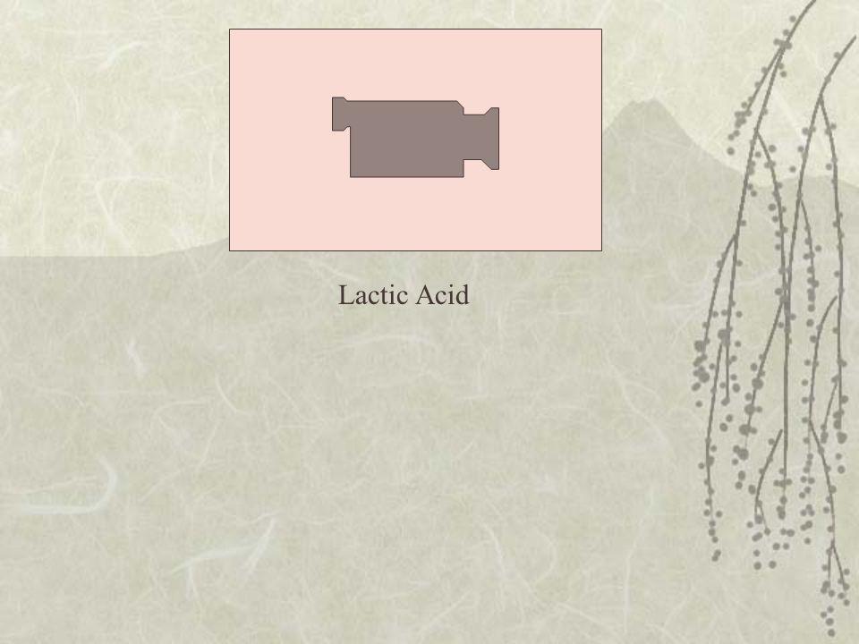 Lactic Acid