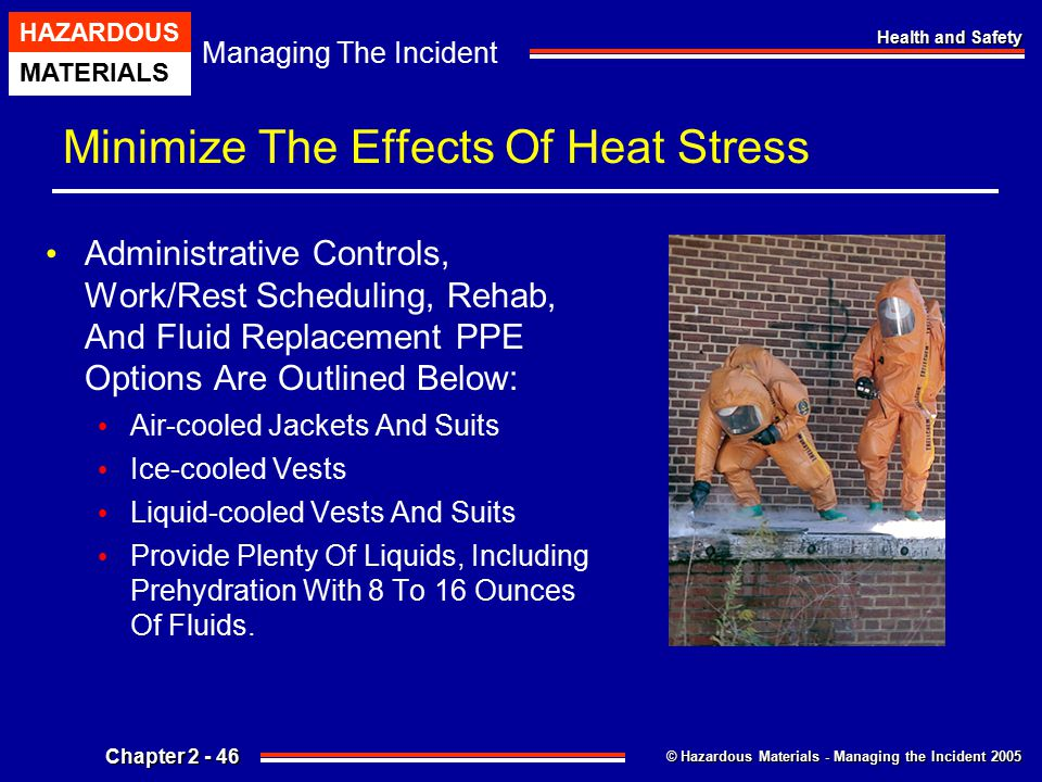 Minimize The Effects Of Heat Stress