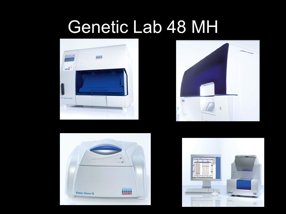 Genetic Lab 48 MH