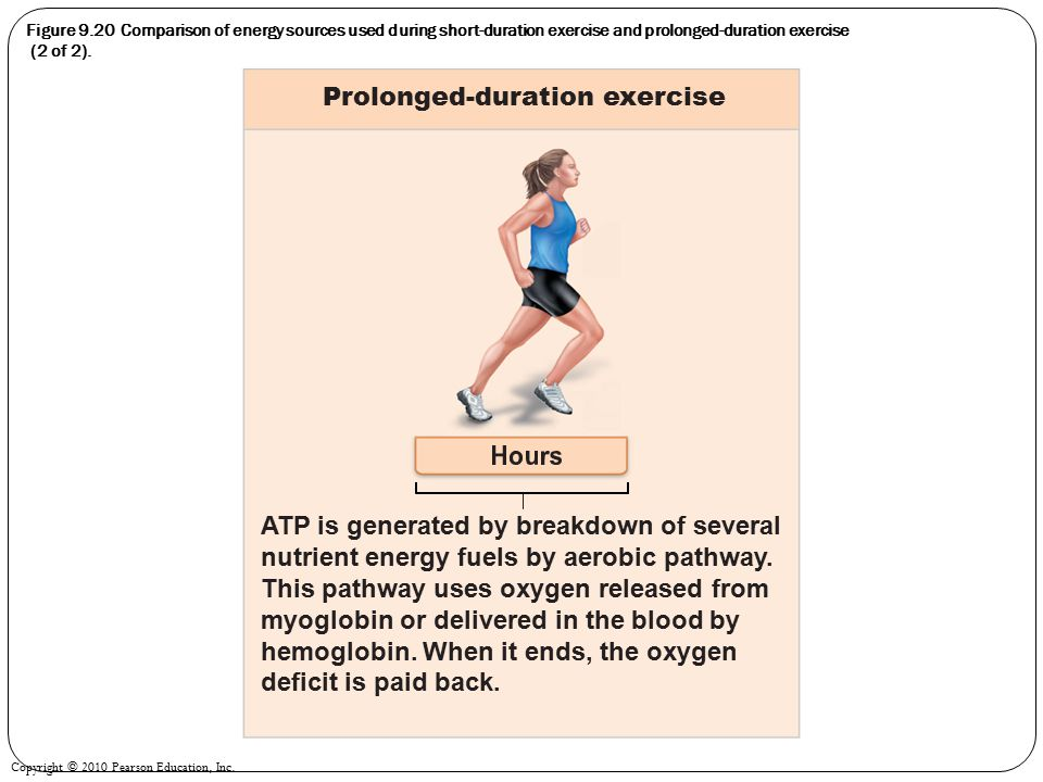 Prolonged-duration exercise