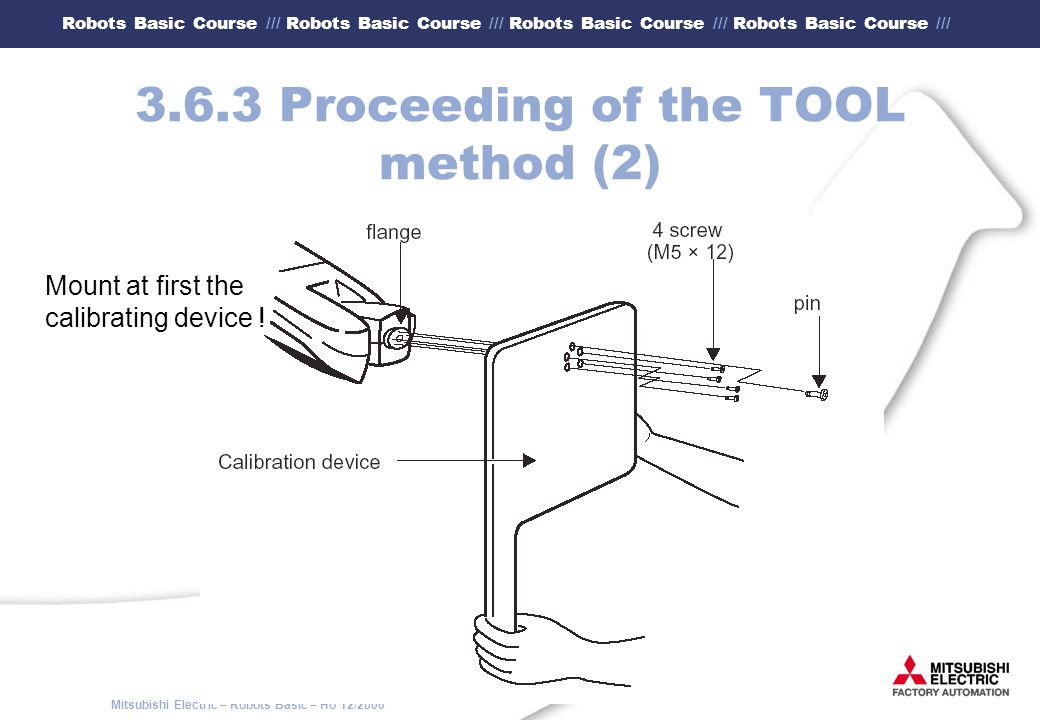 3.6.3 Proceeding of the TOOL method (2)