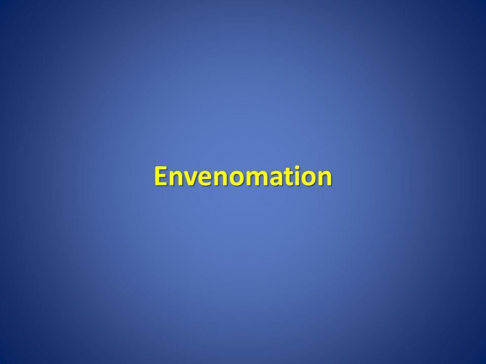 Envenomation