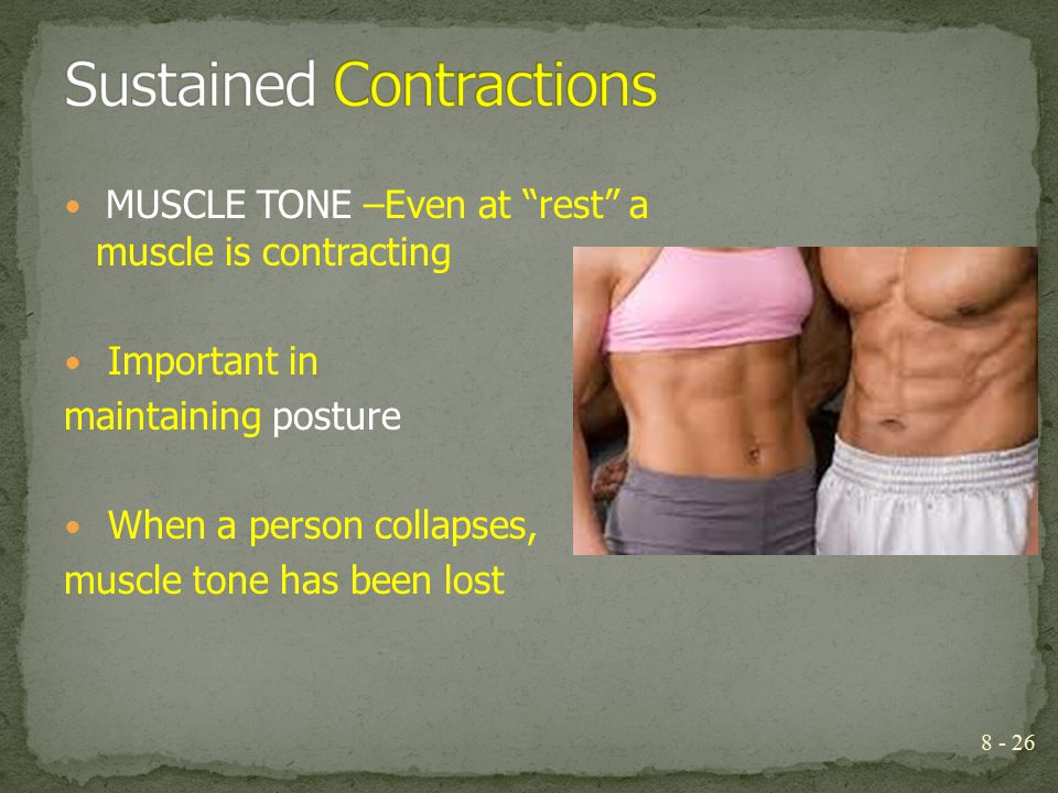 Sustained Contractions