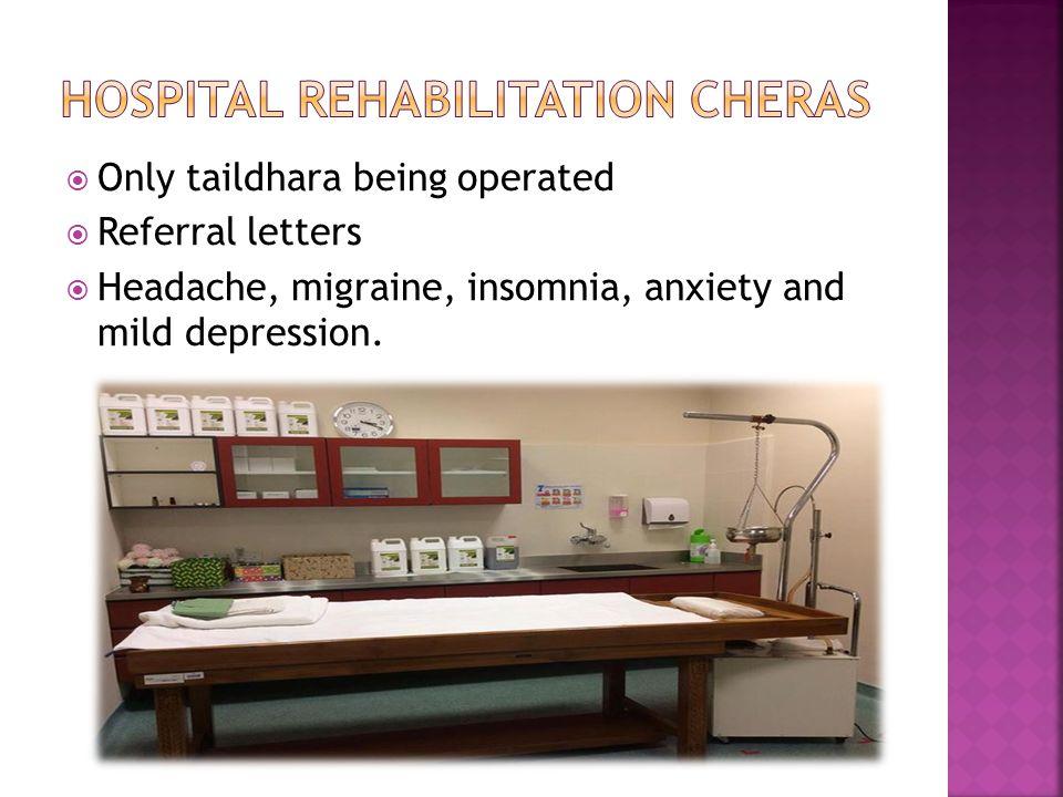 Hospital Rehabilitation Cheras