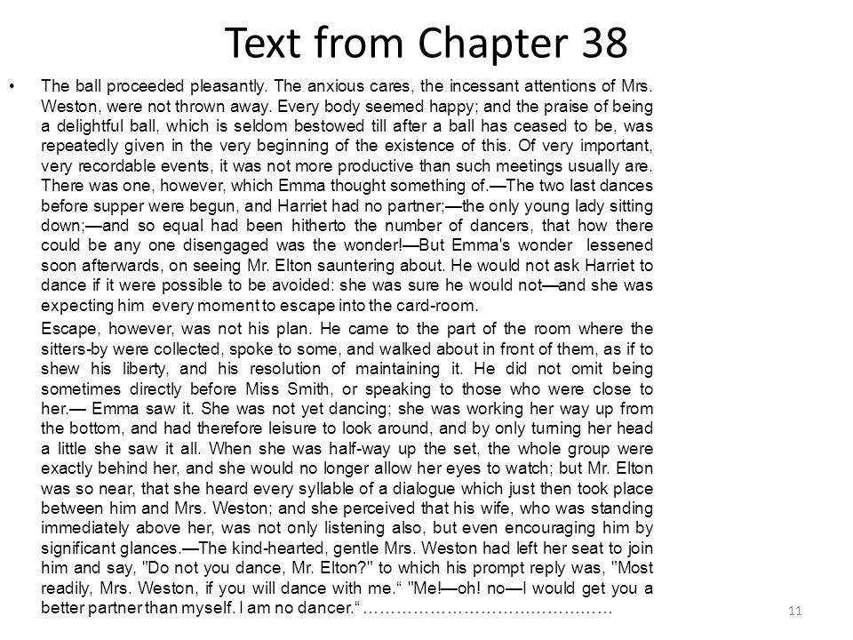 Text from Chapter 38
