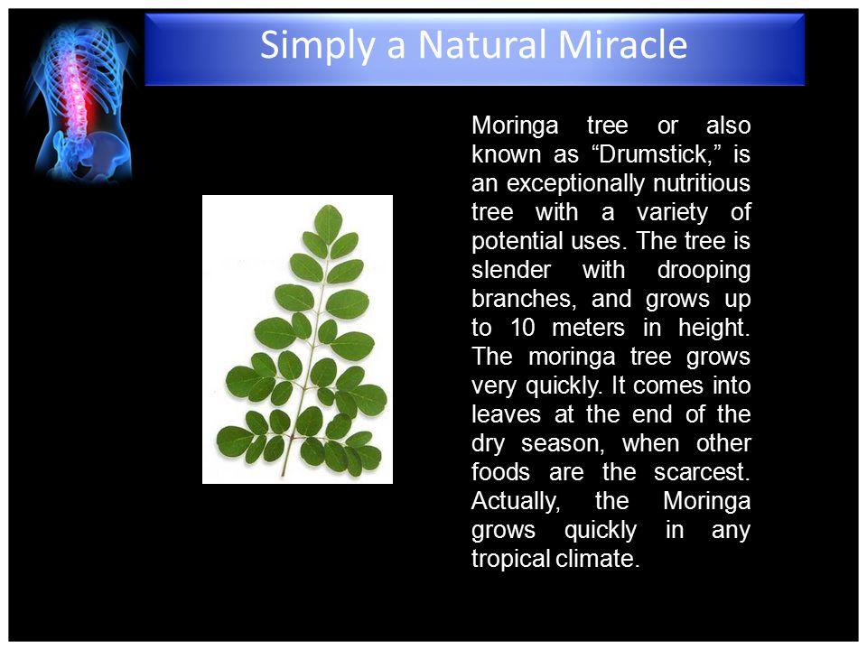 Simply a Natural Miracle