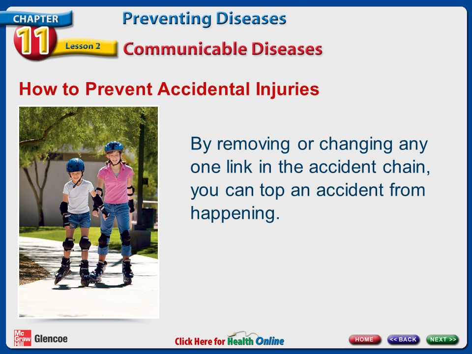 How to Prevent Accidental Injuries