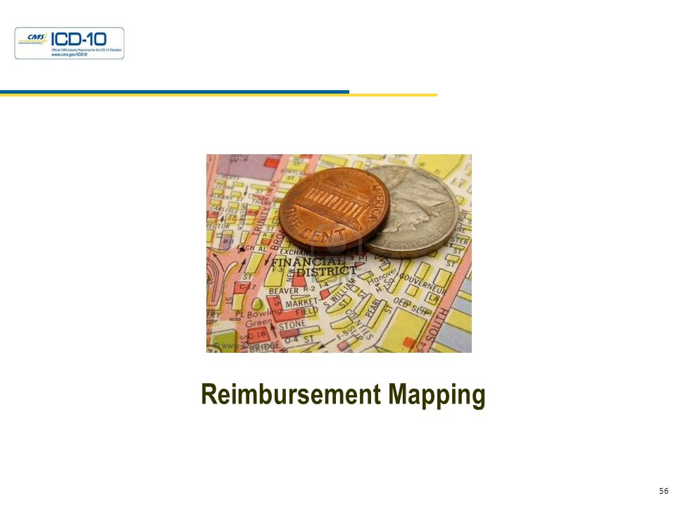 Reimbursement Maps What are they