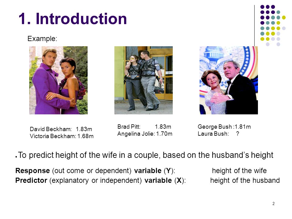 1. Introduction Example: