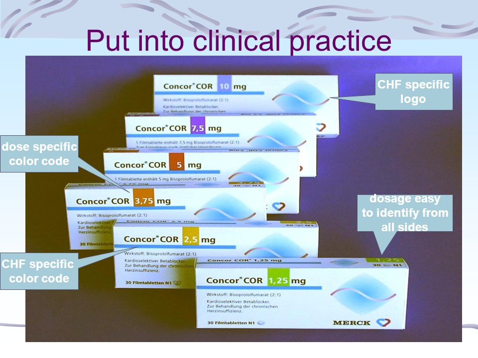 Put into clinical practice
