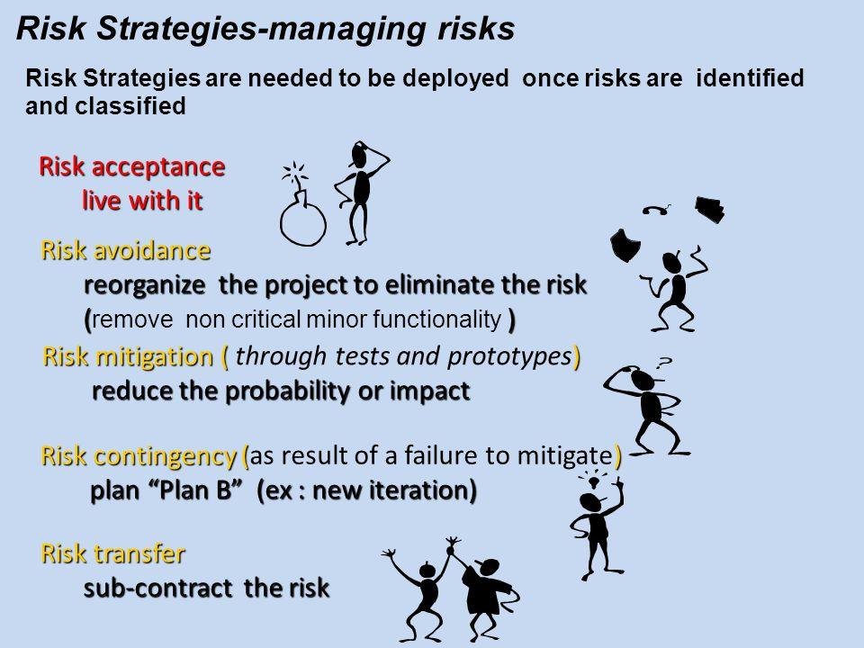Risk Strategies-managing risks