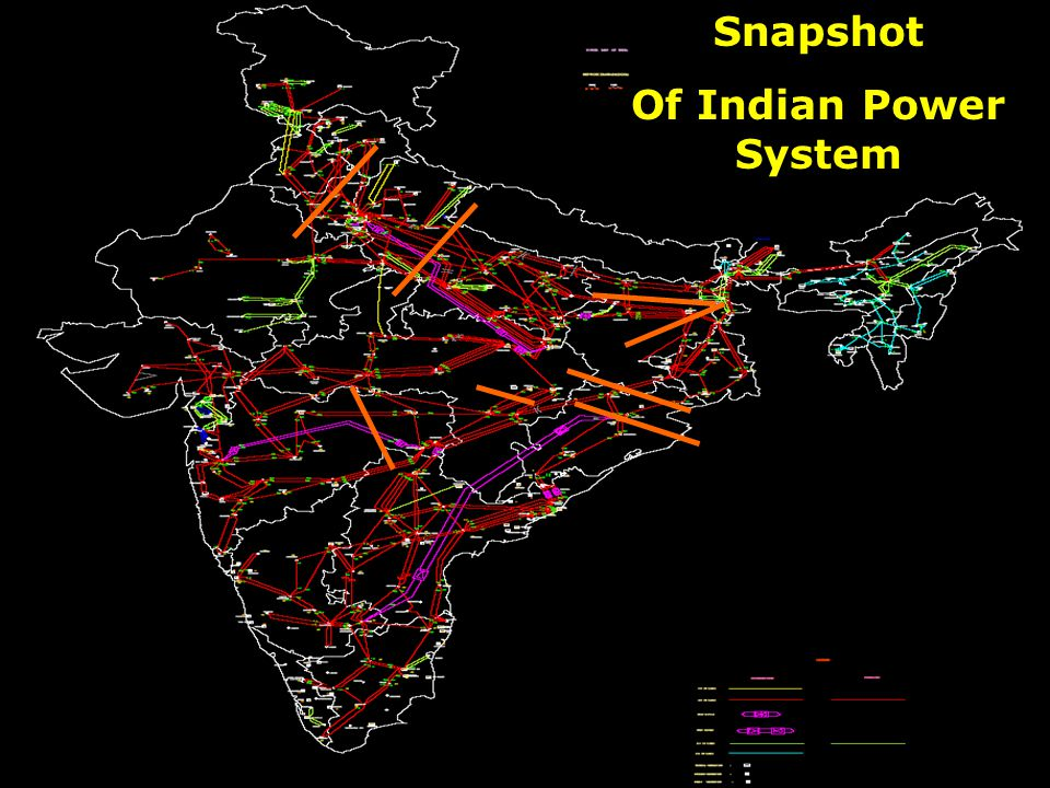 Snapshot Of Indian Power System