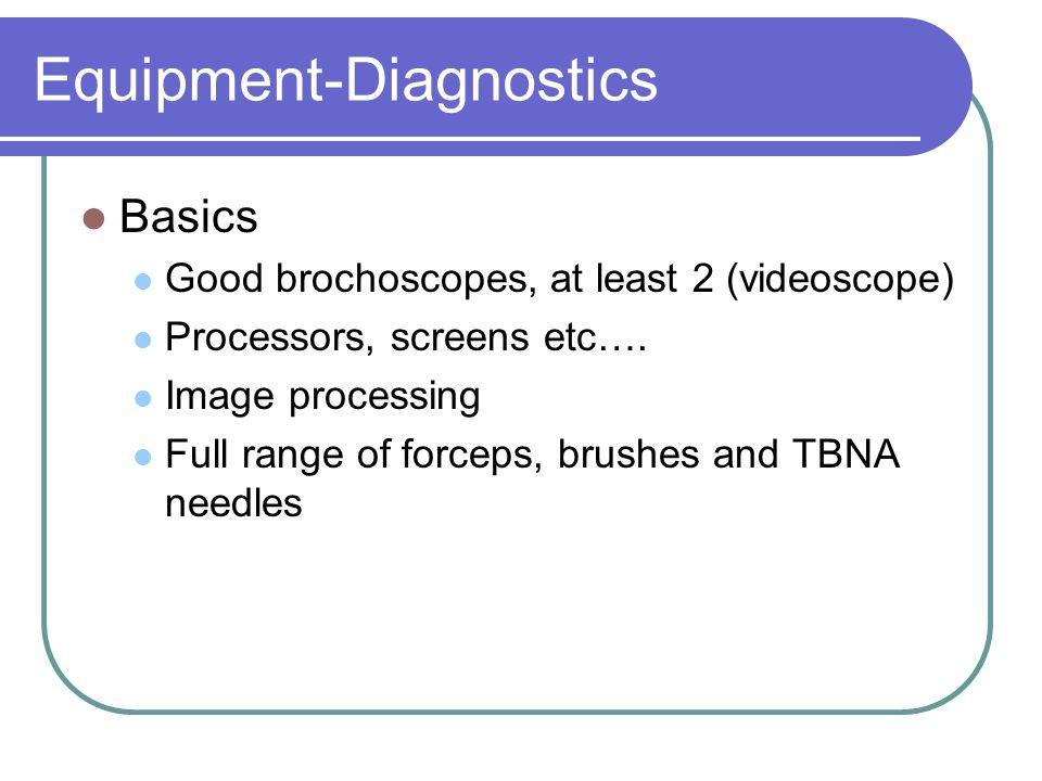 Equipment-Diagnostics