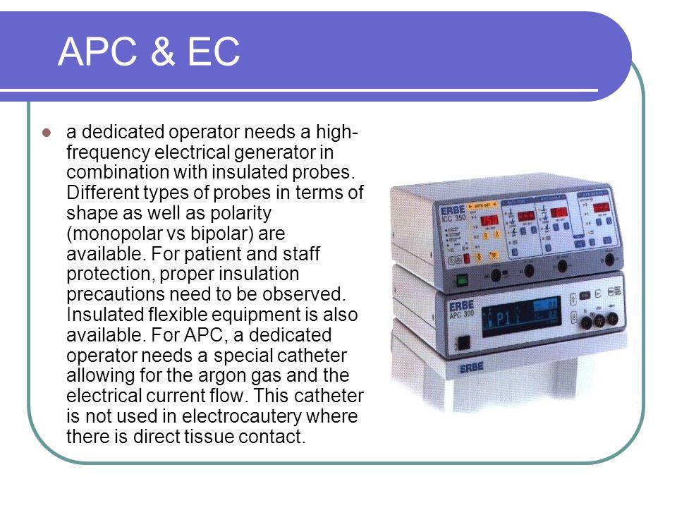APC & EC
