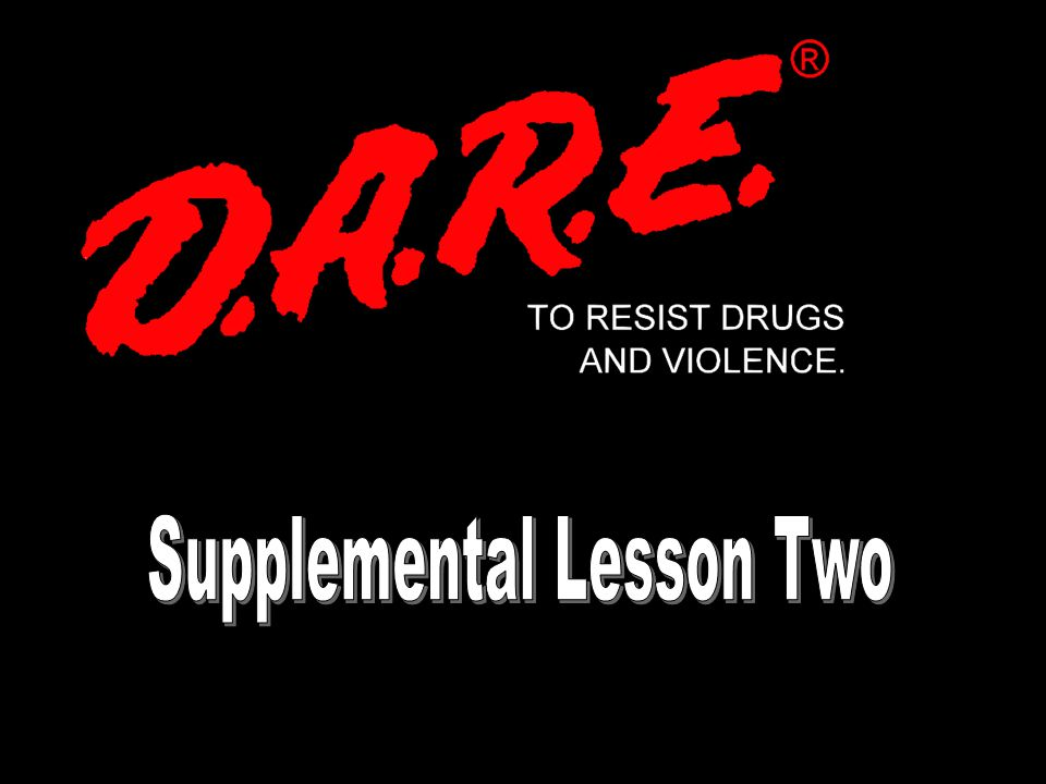 Supplemental Lesson Two