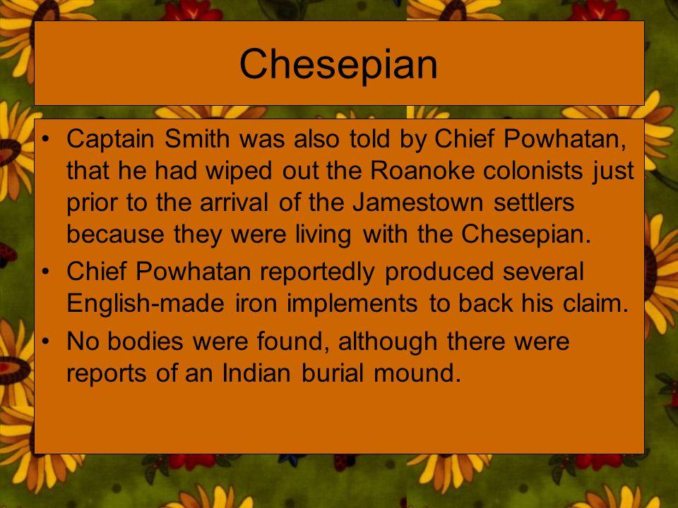 Chesepian