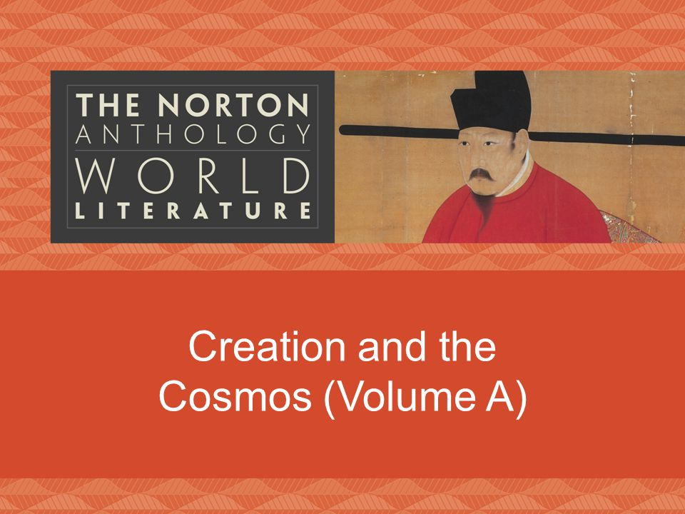 Creation and the Cosmos (Volume A)