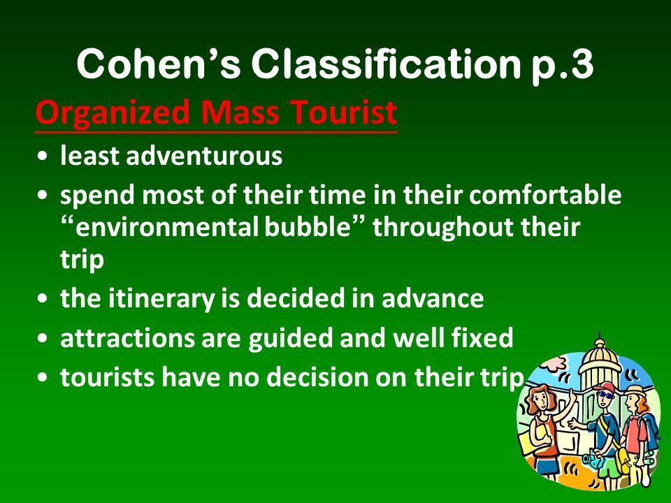 Cohen's Classification p.3