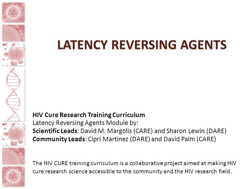 Latency reversing agents