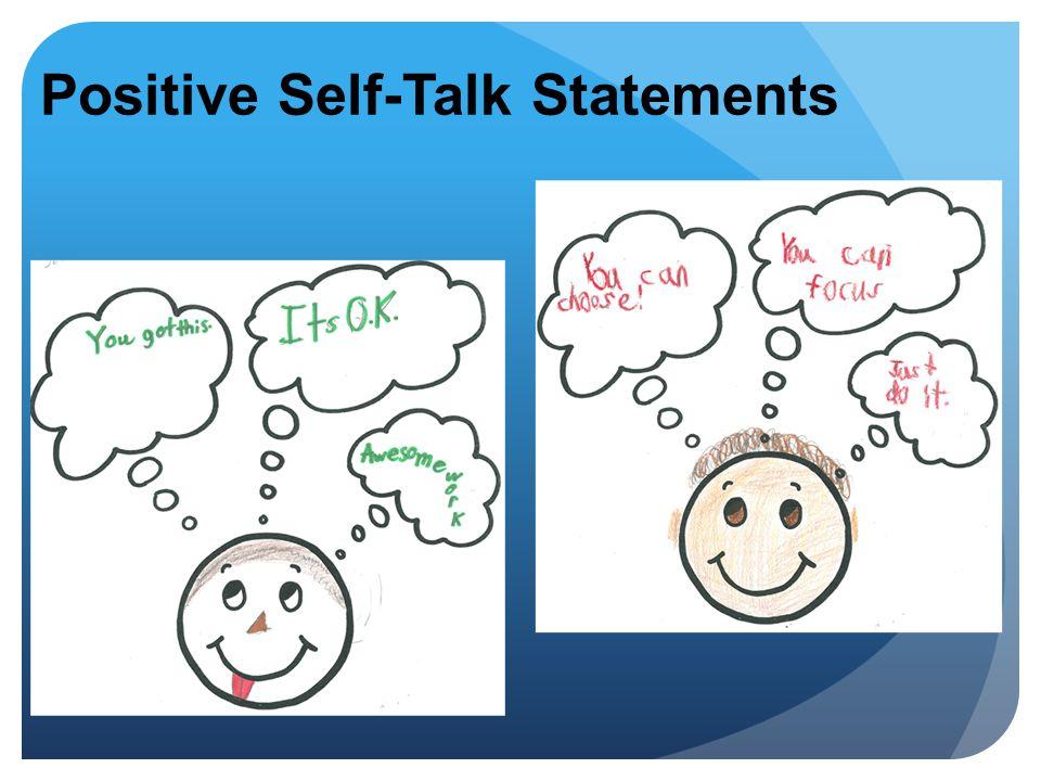 Positive Self-Talk Statements