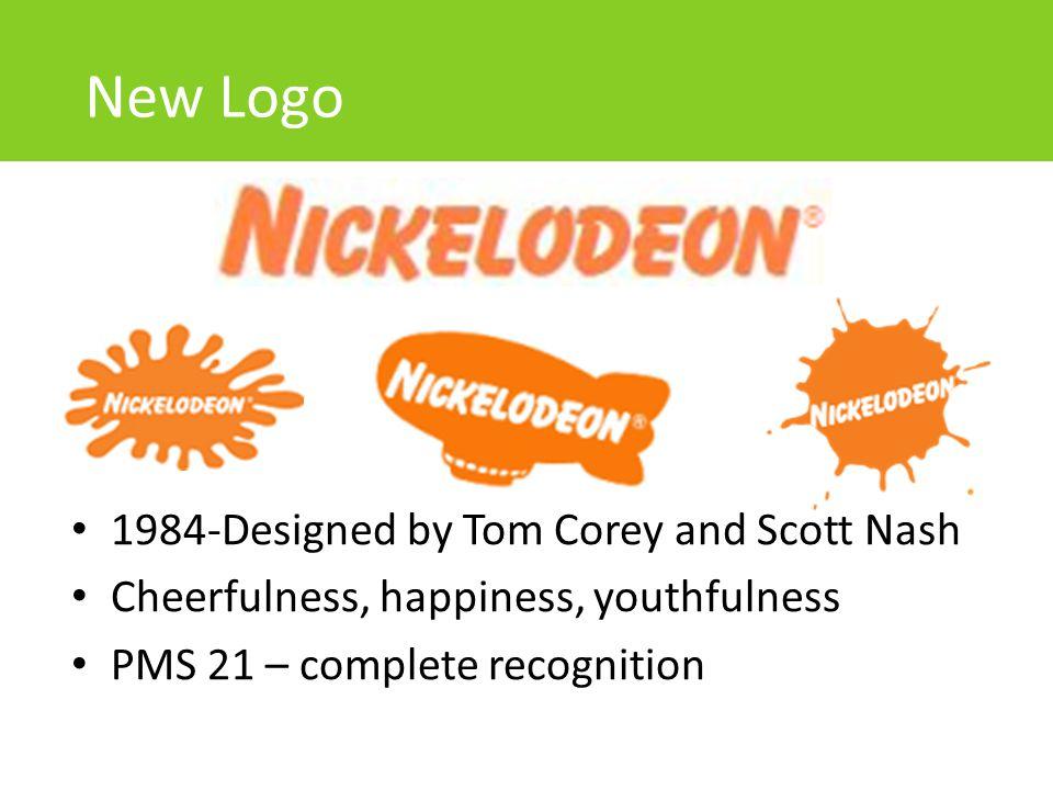 New Logo 1984-Designed by Tom Corey and Scott Nash