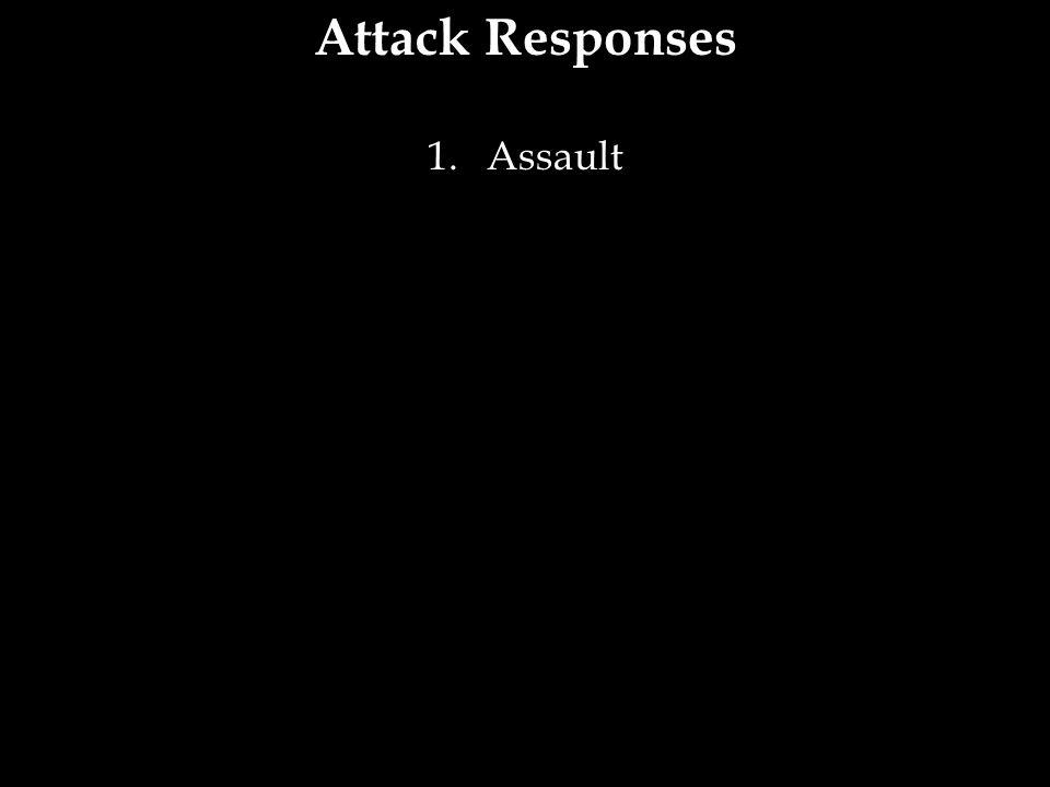 Attack Responses Assault 26