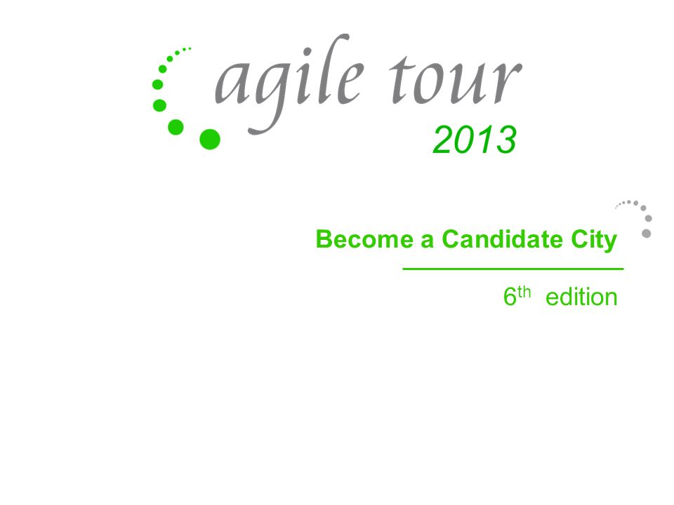 Become a Candidate City 6th edition