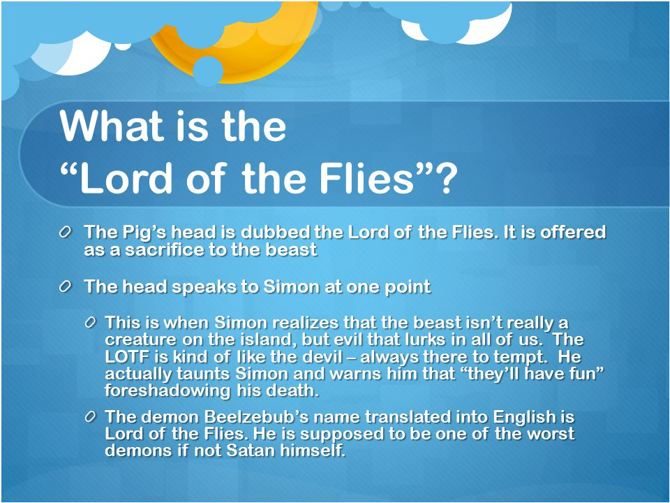 lord of the flies what is Lord of the flies is a 1954 novel by nobel prize–winning british author william golding the book focuses on a group of british boys stranded on an uninhabited .