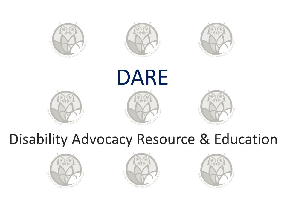 Disability Advocacy Resource & Education