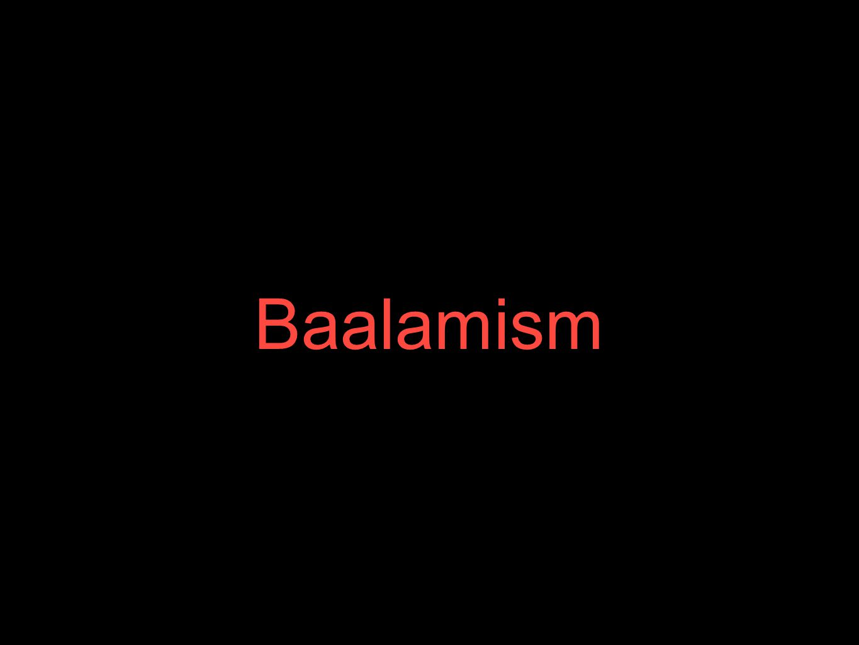 Baalamism