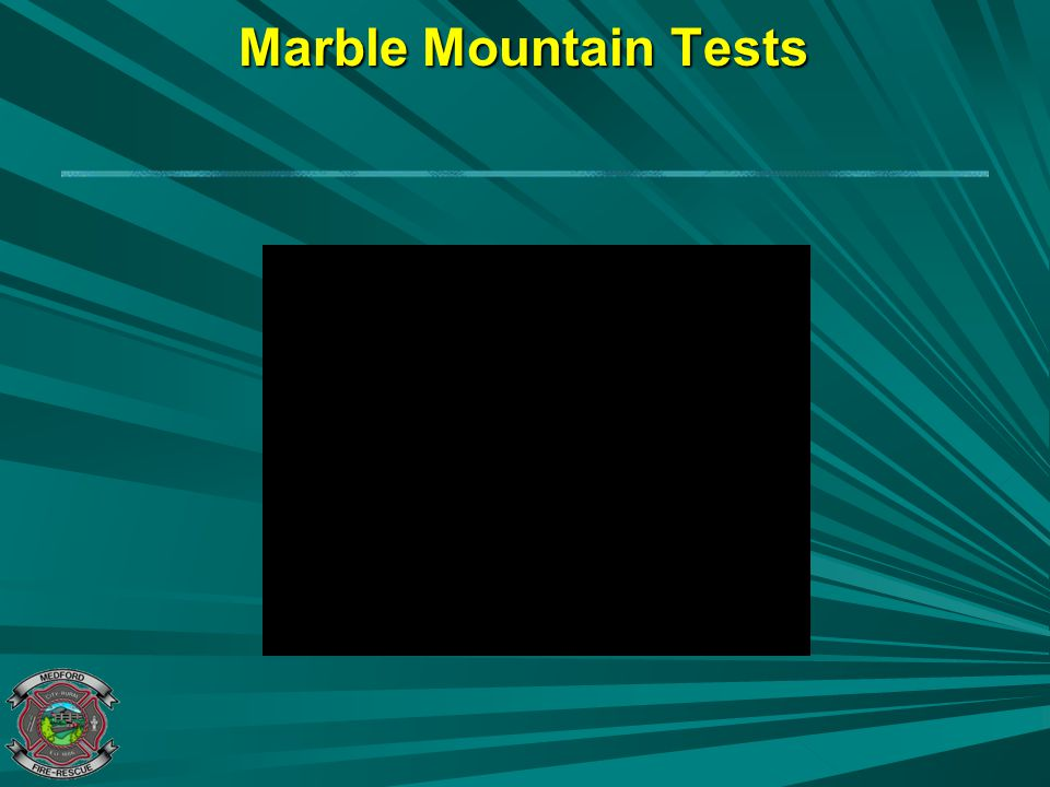 Marble Mountain Tests http://www.youtube.com/watch v=C_rdFegaqiI