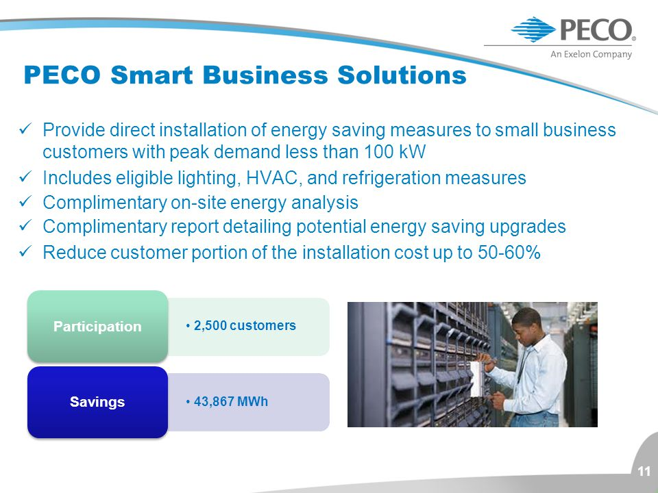 PECO Smart Business Solutions