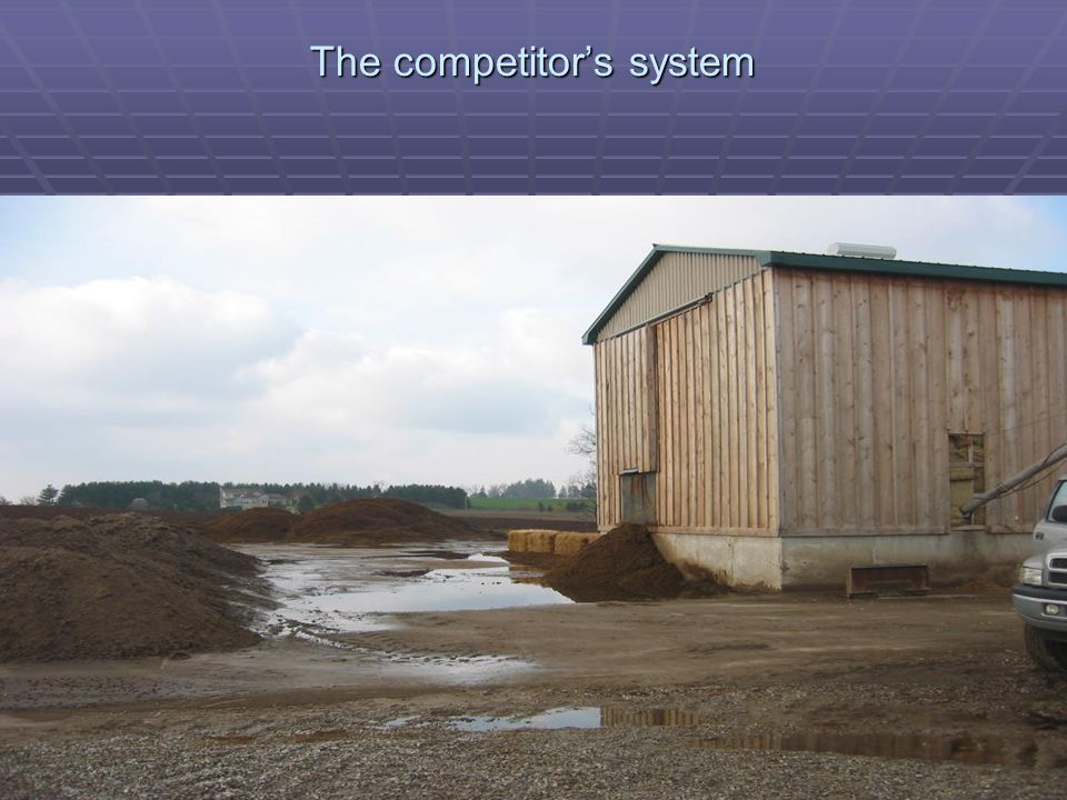 The competitor's system
