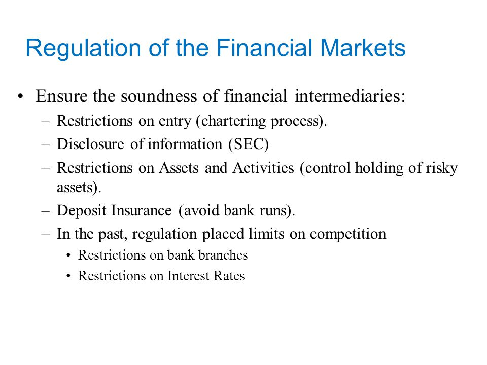 Classifying Financial Instruments