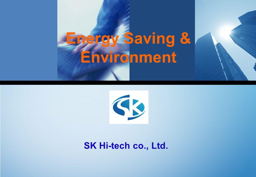 Energy Saving & Environment