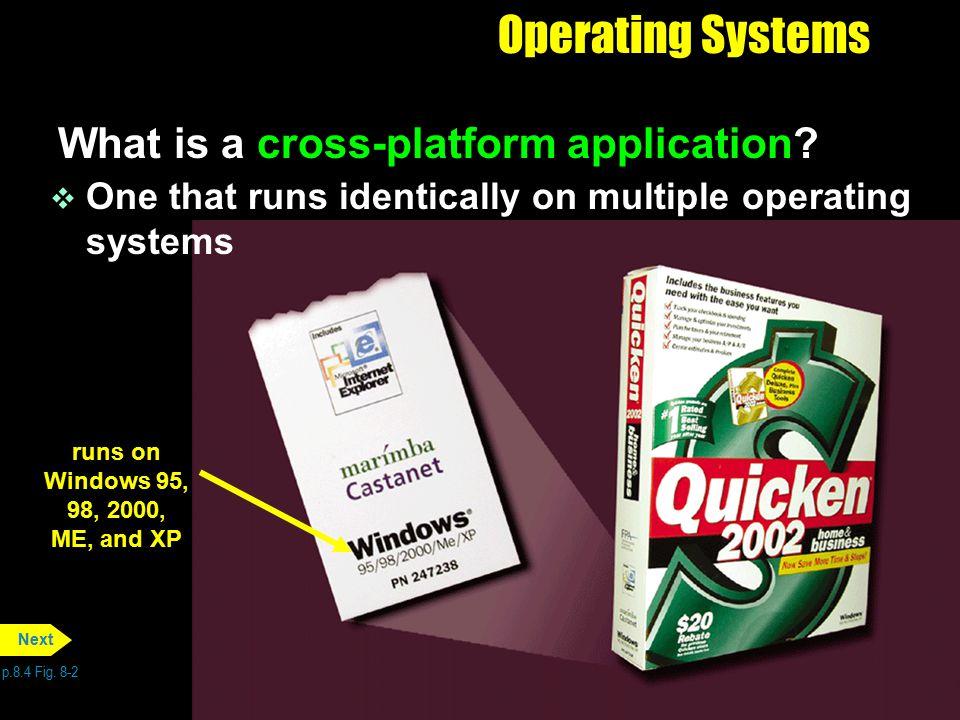runs on Windows 95, 98, 2000, ME, and XP