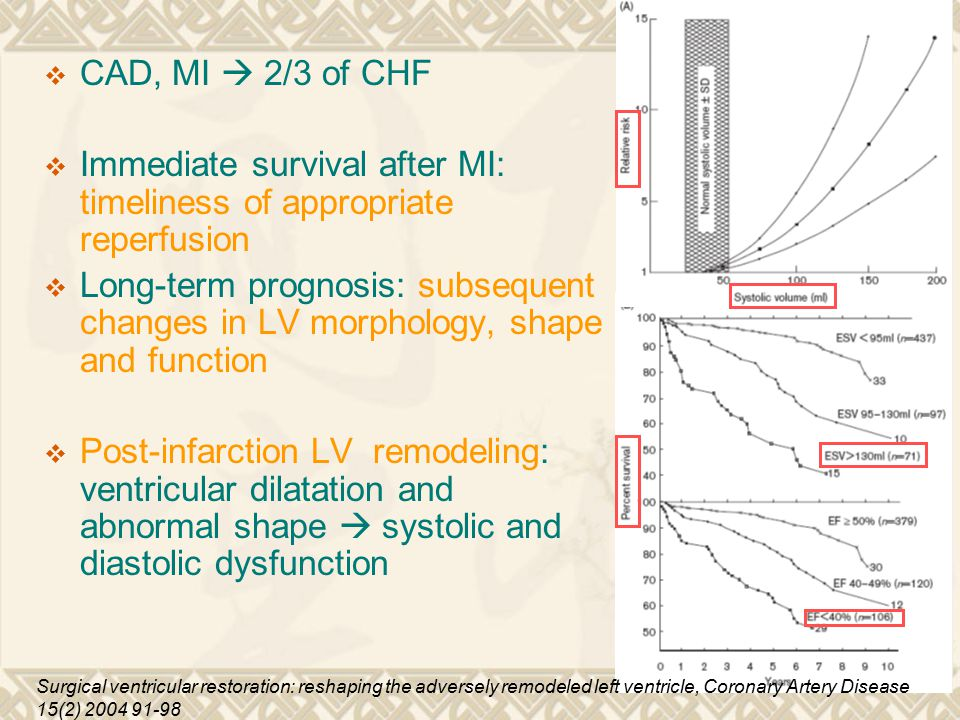 Immediate survival after MI: timeliness of appropriate reperfusion
